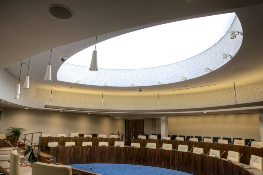 Craigavon Council Chambers