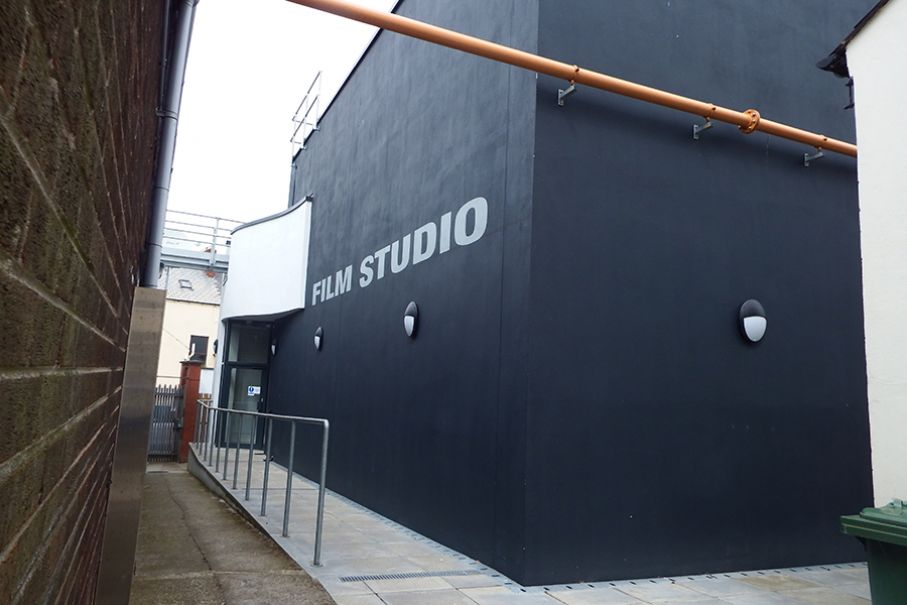 QUB Black Box Film Studio's